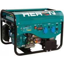 HERON LPGG 22 elektrocentrála benzínová a plynová 6,3HP / 2,4KW 8896317