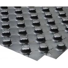 HERZ Nopová deska bez tepelné izolace, černá 1400 x 800 x 20 mm, 3FS3111