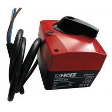 HERZ Pohon pro 3-cestný směšovací ventil s klapkou NR 230 - 455, 230 V, 1771263