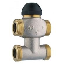 HERZ Termostatický 3-cestný ventil s bypassem, M 30 x 1,5, Dim.10, kvs 0,4, 1776350