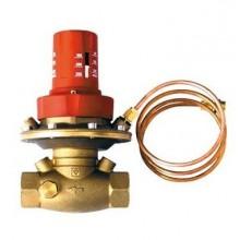 HERZ Regulátor tlakové diference 4007, 5-30kPa s vnitřním závitem 1/2 (50-1200) 1400701