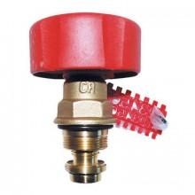 HERZ Ventilový svršek pro vyvažovací ventily DN 65, Dim. 2-1/2, 1638717