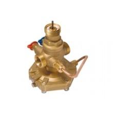 HERZ Kombi ventil - regulátor objem.průtoku G 3/4, DN 15 ( 40-400 l/h) 1400611