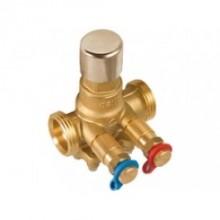 HERZ Kombi ventil - regulátor objem.průtoku G 3/4, DN 15LF ( 20-100 l/h) 1400620