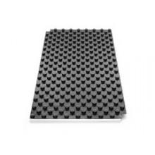 HERZ Nopová deska s tepelnou izolací, černá 1400 x 800 x 31 mm, 3F03010