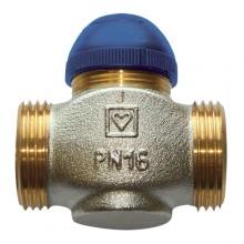 HERZ Termostatický ventil, obrácená funkce pro chladící zařízení, přímý,DN15, 1776051
