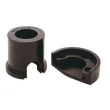HERZ zvukově izolační díl pro krátkou nástěnku Rp 3/4, P045002