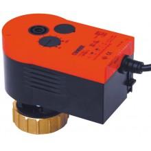 HERZ Ventilový pohon pro 3-cestný ventil s regulátorem polohy, 500 N, 230 V, 1771250