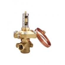 HERZ Regulátor tlakové diference 4002, 5-30kPa s vnějším závitem 3/4 (50-1300) 1400241