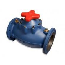 HERZ Strömax GMF přímý regulační ventil, přírubový s měřícími ventilky (DN 40) 1421845