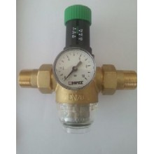 "HERZ Regulátor tlaku vody, 1 - 6 bar, 1/2"" PN 16 1268211"