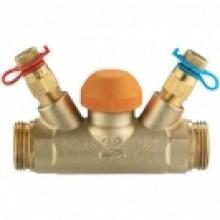 HERZ Termostatický regulační ventil STRÖMAX-TS-98-V, přímý, G vnější závit, 1721767