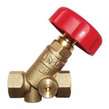 HERZ STRÖMAX AWD, šikmý uzavírací ventil, DN 15, 2412571