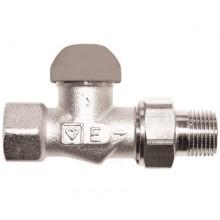 """HERZ TS-90-E Termostatický ventil M 28x1,5 nízkoodporový, přímý 1/2"""", 1772301"""