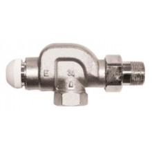 """HERZ TS-E Termostatický ventil M 28x1,5 plnoprůtočný, axiální 1/2"""", 1772811"""