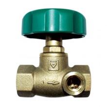 HERZ Uzavírací ventil přímý, DN 25, vnitřní x vnitřní závit, 2421533