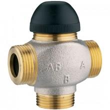 HERZ Termostatický 3-cestný ventil bez bypassu, M 30 x 1,5, Dim.10, kvs 1,0, 1776270