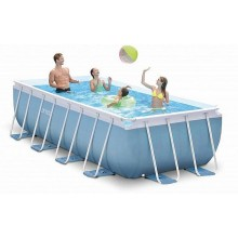 INTEX PRISM FRAME RECTANGULAR POOL 4 x 2 x 1 m, 26776GN