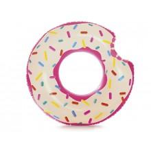 INTEX 56265 Nafukovací kruh Donut 1,07 m x 99 cm