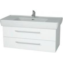 INTEDOOR NORDIC koupelnová skříňka 105 cm závěsná s umyvadlem wenge NR 105 55