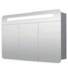 INTEDOOR PIR ZS zrcadlová skříňka s LED osvětlením 100x65 cm bílá PIR ZS 100 LED 01
