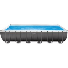 INTEX ULTRA FRAME RECTANGULAR POOL 7,32 x 3,66 x 1,32 m ( set ) 26362NP