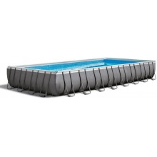 INTEX ULTRA FRAME RECTANGULAR POOL 9,75 x 4,88 x 1,32 m (set) 26372NP