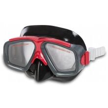 INTEX Potápěčská maska, brýle Surf Rider, červená 55975