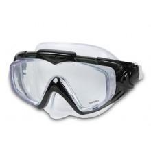 INTEX Silikonová maska pro potápění ( černá ) 55981