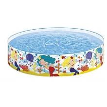 INTEX Dětský bazén s pevnou stěnou, 183 x 38 cm 58458NP