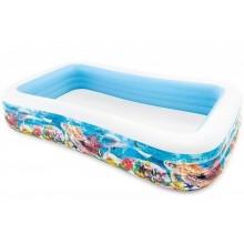 INTEX bazén 58485 Tropický útes 305x183x56 cm