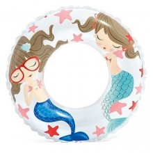 INTEX Nafukovací kruh mořské panny 59242NP