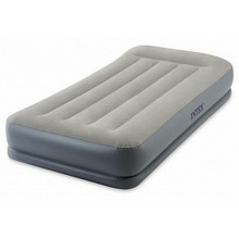 INTEX PILLOW REST Twin nafukovací postel, 64116