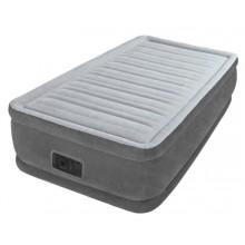 INTEX COMFRORT-PLUSH TWIN Zvýšená nafukovací postel 99 x 191 cm 64412