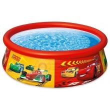 INTEX Auta dětský nafukovací bazén 28103NP