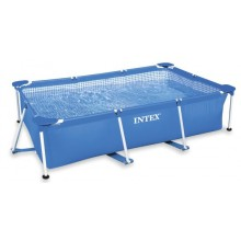 INTEX Bazén Rectangular Frame Pool, 300 x 200 x 75 cm, bez filtrace 28272NP
