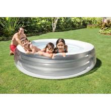 INTEX Dětský nafukovací bazén kulatý 57192NP