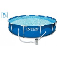 INTEX Bazén Metal Frame Pool 366 x 76 cm, 28212NP