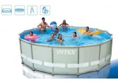 INTEX Bazén Ultra Frame Pool 4,88 x 1,22 m, 28322GN