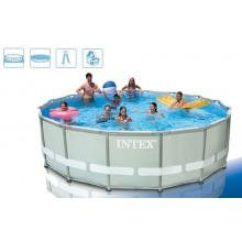 INTEX Bazén Ultra Frame Pool 4,88 x 1,22 m, 28322GN