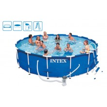 INTEX Bazén Metal Frame Pool 457 x 107 m,28234GN