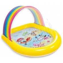 INTEX RAINBOW ARCH SPRAY POOL 57156NP