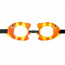INTEX Dětské brýle do vody, oranžové 55603