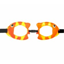 INTEX FUN GOGGLES Dětské brýle do vody, oranžové 55603