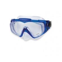INTEX Silikonová maska pro potápění ( modrá ) 55981