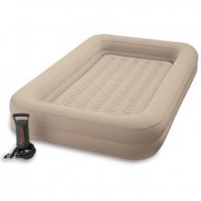INTEX Dětská nafukovací postel s rámem, 107 x 168 x 25 cm 66810