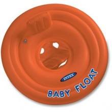 INTEX Plavací dětské sedátko kruh Baby Float 56588EU