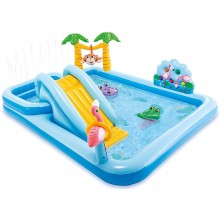 INTEX Vodní hrací centrum Jungle Adventure 57161NP