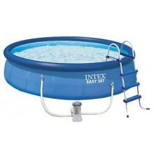 Intex Bazén Easy Set 4,57 x 1,07 m