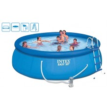 INTEX Bazén Easy Set Pool 4,57 x 1,22 m, 28168GN